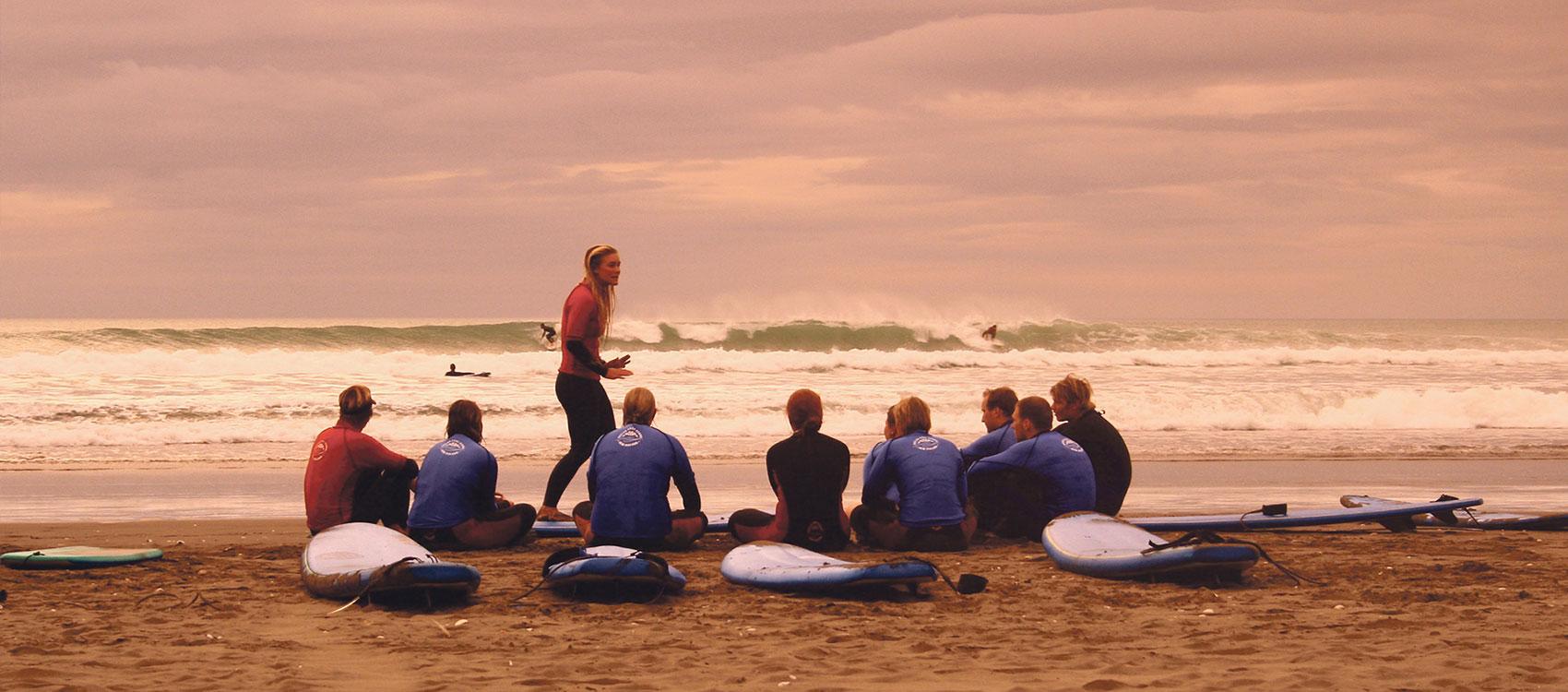 Raglan Surfing School