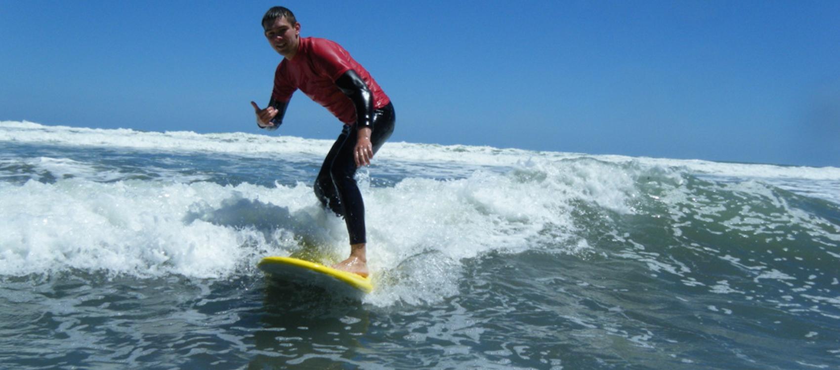 Surf Safe Surf Coaching Raglan